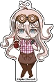 File:Sweets Paradise Danganronpa V3 Cafe Keychain (3).png