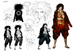 Yasuhiro Hagakure Beta Designs 1.2 Reload Artbook