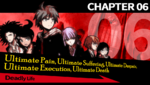 Danganronpa 1 CG - Chapter Card Deadly Life (Chapter 6)