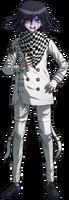 Danganronpa V3 Kokichi Oma Fullbody Sprite (20)