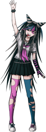 Ibuki Mioda Fullbody Sprite (5)