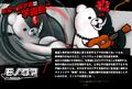 Promo Profiles - Danganronpa 1.2 (Japanese) - Monokuma (DR2)