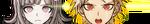 Danganronpa 2 Hajime Hinata PTA Sprite (With Chiaki) (Awakened)