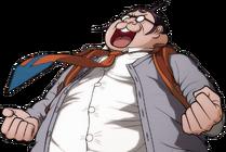 Danganronpa V3 Bonus Mode Hifumi Yamada Sprite (13)