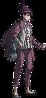 Danganronpa V3 Kaito Momota Fullbody Sprite (20)