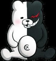 Danganronpa V3 Monokuma Sprite (Sitting) (10)