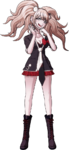 Danganronpa Junko Enoshima Fullbody Sprite (Mobile) (10)