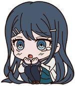 Danganronpa Rubberstrap ViVimus Collection Sayaka Maizono