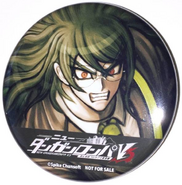 Danganronpa V3 Preorder Bonus Can Badge from GameShop (2)