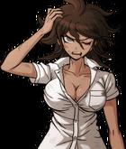 Danganronpa 2 Akane Owari Halfbody Sprite (PSP) (2)