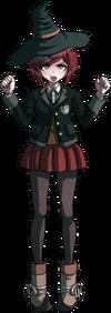 Danganronpa V3 Himiko Yumeno Fullbody Sprite (10)