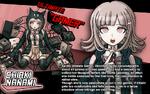 Promo Profiles - Danganronpa 2 (English) - Chiaki Nanami