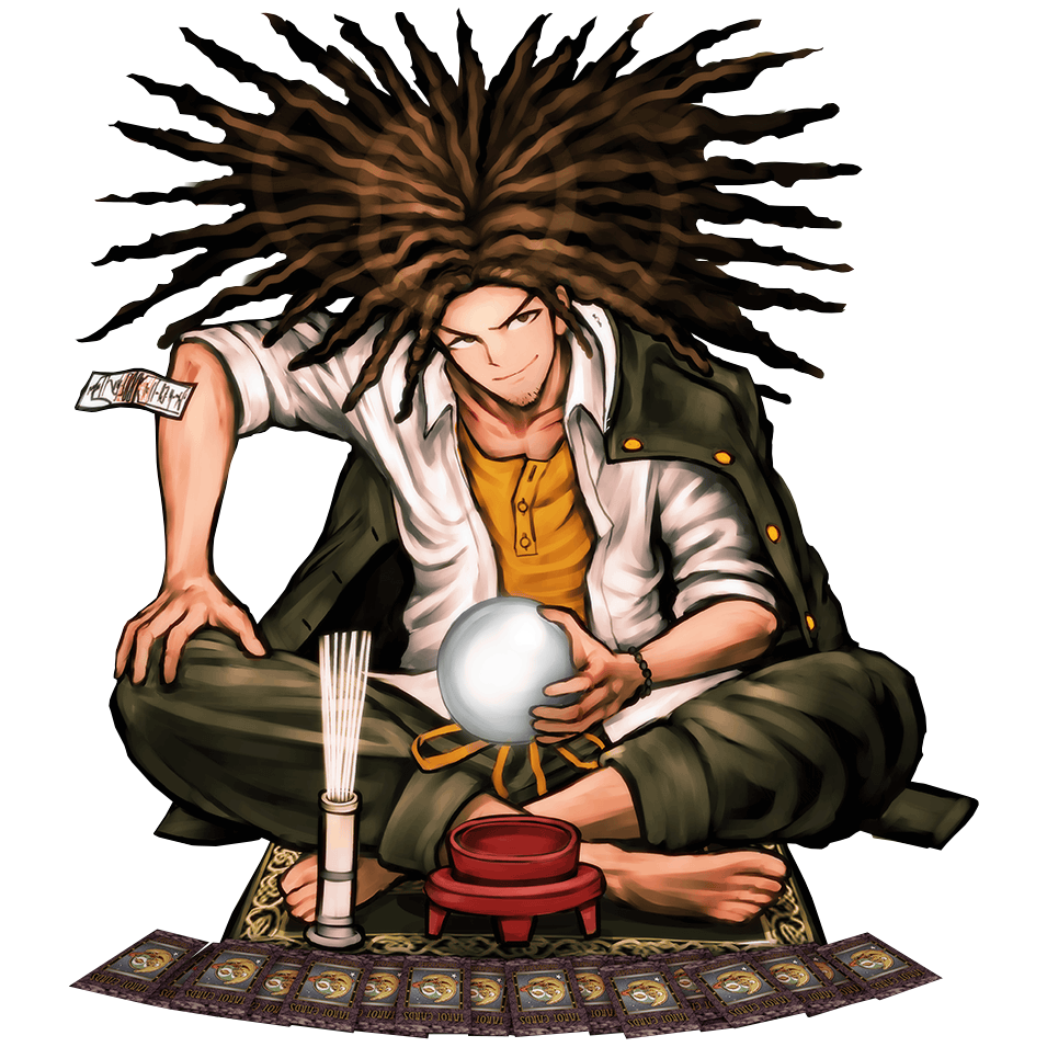 Yasuhiro Hagakure | Danganronpa Wiki | FANDOM powered by Wikia