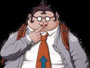 Danganronpa Hifumi Yamada Halfbody Sprite (PSP) (15)