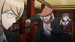 Danganronpa the Animation (Episode 04) - Fight in the Library (068)