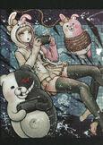 Dengeki PlayStation Awards 2012 Memorial Visual Book - DR2 - Chiaki Nanami Monokuma Monomi