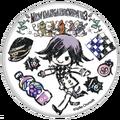 GraffArt Can Badge Kokichi Oma