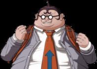 Danganronpa Hifumi Yamada Halfbody Sprite (PSP) (12)