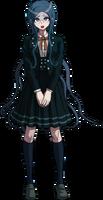 Danganronpa V3 Tsumugi Shirogane Fullbody Sprite (13)