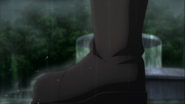Despair Arc Episode 8 - Mukuro encountering Peko Pekoyama