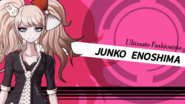 Danganronpa 1 Junko Enoshima Mukuro Ikusaba English Game Introduction