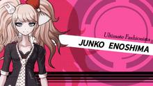 Danganronpa 1 Junko Enoshima Mukuro Ikusaba English Game Introduction
