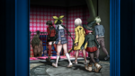 Danganronpa V3 CG - The students heading to the basement