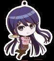 Danganronpa 1.2 Reload x Sweets Paradise Keychain Sayaka Maizono
