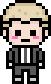 Danganronpa 2 Island Mode Fuyuhiko Kuzuryu Pixel Icon (1)