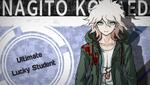 Danganronpa 2 Nagito Komaeda English Game Introduction