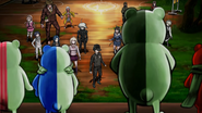 Danganronpa V3 CG - Start of Love Across the Universe