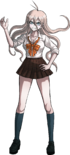 Danganronpa V3 Miu Iruma Fullbody Sprite (High School Uniform) (2)