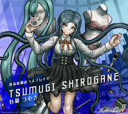 Digital MonoMono Machine Tsumugi Shirogane Android wallpaper