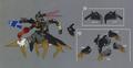 Danganronpa Another Episode Beta Design Mage Robot Black Suspirian (1)