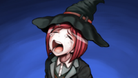 Danganronpa V3 CG - Himiko Yumeno crying after the trial (2)
