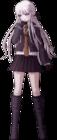 Danganronpa 1 Kyoko Kirigiri Fullbody Sprite (PSP) (6)