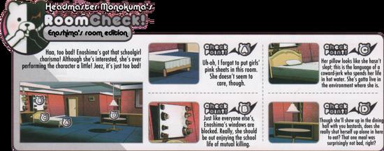 Junko Dorm Room Art Book