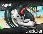 Web MonoMono Machine DR2 Monokuma Wallpaper 1280x1024