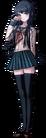 Danganronpa 1 Sayaka Maizono Fullbody Sprite (PSP) (11)