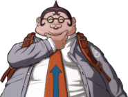 Danganronpa V3 Bonus Mode Hifumi Yamada Sprite (20)