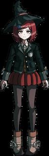 Danganronpa V3 Himiko Yumeno Fullbody Sprite (2)