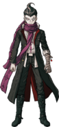 Gundham Tanaka Fullbody Sprite (1)