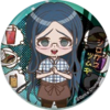 Sweets Paradise Danganronpa V3 Cafe Can Badge (8)