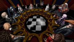 Danganronpa 1 CG - Class Trial Begins 01 (Chapter 1)