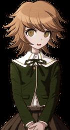 Danganronpa 1 Chihiro Fujisaki Halfbody Sprite (PSP) (1)