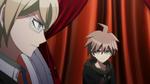 Danganronpa the Animation (Episode 03) - Sayaka's letter (01)