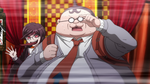 Danganronpa the Animation (Episode 05) - Discussion if Byakuya Togami is the culprit (42)