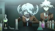 Nagito surprises Seiko
