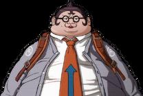 Danganronpa V3 Bonus Mode Hifumi Yamada Sprite (Vita) (2)