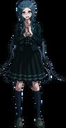 Danganronpa V3 Tsumugi Shirogane Fullbody Sprite (20)